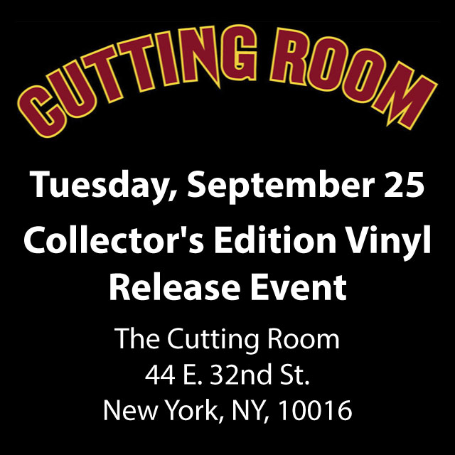 Honey West Back In New York City at The Cutting Room September 25